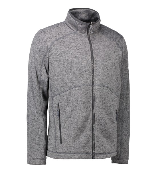 Zip'n'Mix melange Herren Fleece