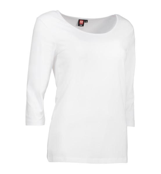 Stretch Damen T-Shirt | 3/4-Arm