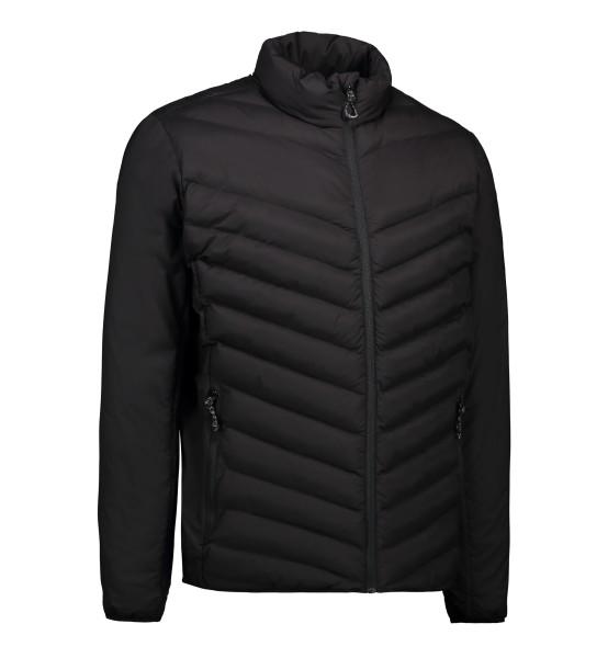 Padded stretch jacket