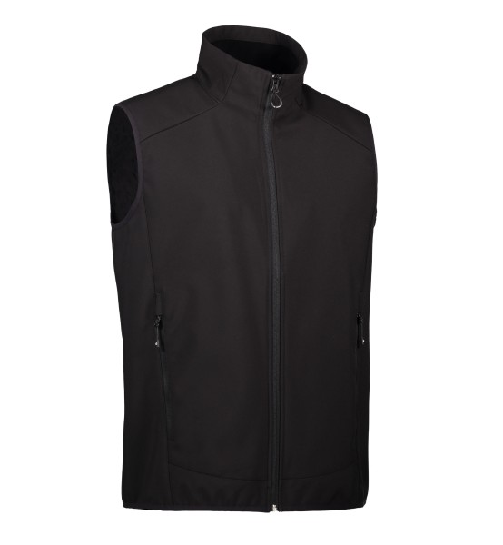 Funktionelle Softshell-Herrenweste