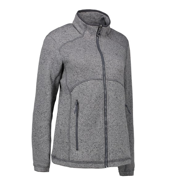 Zip'n'Mix melange Damen Fleece